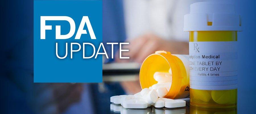 FDA: medicamentos y dispositivos médicos 2020
