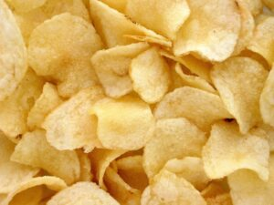 Acrylamide in fried food